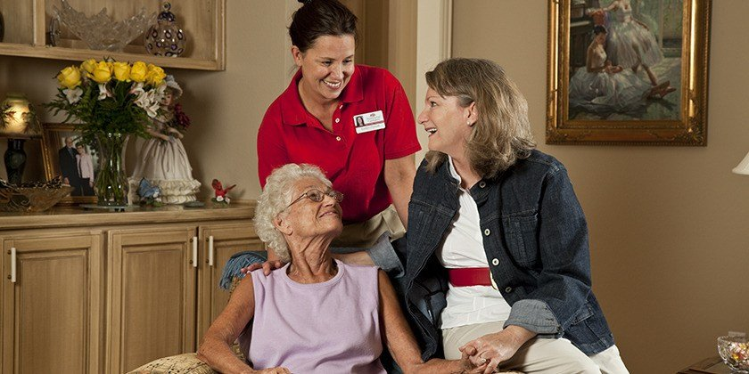 elderly in-home care