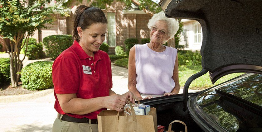 elderly transportation services