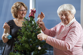 holiday senior care