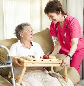 home care and companionship