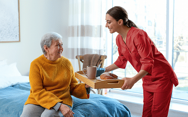 nutrition and hydration care for the elderly